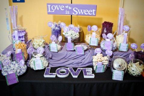 Candy Weddings Picswe